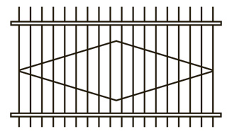 Забор З-04
