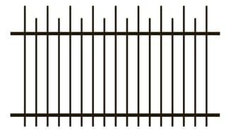 Забор З-03