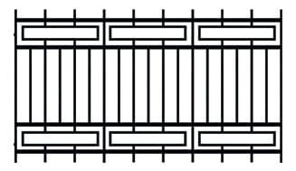 Забор З-15