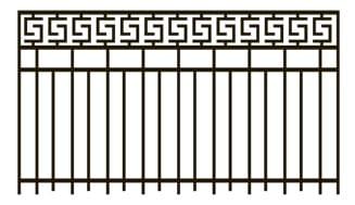 Забор З-17